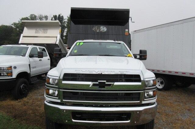 2019 Silverado Medium Duty Regular Cab DRW 4x4,  Rugby Eliminator LP Steel Dump Body #B16307 - photo 3