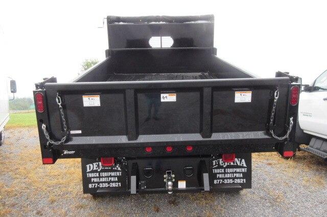2019 Silverado Medium Duty Regular Cab DRW 4x4,  Rugby Eliminator LP Steel Dump Body #B16307 - photo 10