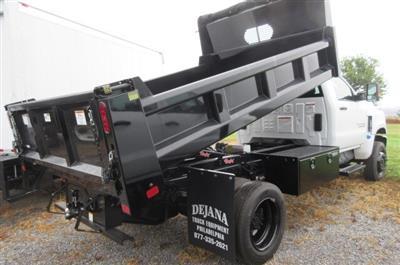 2019 Silverado Medium Duty Regular Cab DRW 4x4,  Rugby Eliminator LP Steel Dump Body #B16307 - photo 2