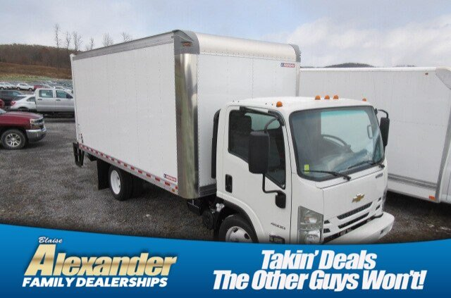 2019 Chevrolet LCF 4500 Regular Cab 4x2, Morgan Dry Freight #B16502 - photo 1