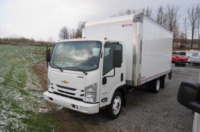 2019 LCF 4500 Regular Cab 4x2, Morgan Gold Star Dry Freight #B16502 - photo 4