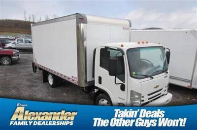 2019 LCF 4500 Regular Cab 4x2, Morgan Gold Star Dry Freight #B16502 - photo 1