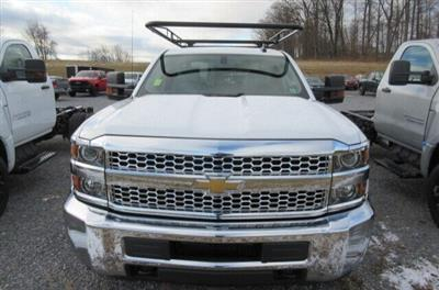 2019 Silverado 2500 Double Cab 4x4, Warner Select Pro Service Body #B16586 - photo 3