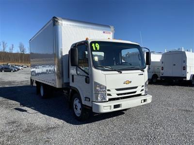 2019 Chevrolet LCF 4500 Regular Cab 4x2, Morgan Fastrak Dry Freight #B16837 - photo 1