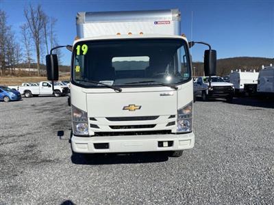 2019 Chevrolet LCF 4500 Regular Cab 4x2, Morgan Fastrak Dry Freight #B16837 - photo 3