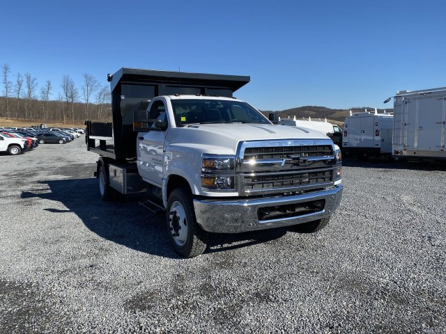 2019 Silverado 5500 Regular Cab DRW 4x2, Switch N Go Drop Box Hooklift Body #B17149 - photo 1
