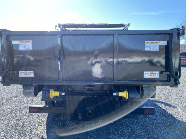 2019 Silverado 5500 Regular Cab DRW 4x2, Switch N Go Drop Box Hooklift Body #B17149 - photo 11