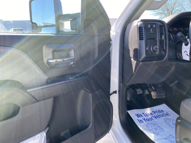 2019 Silverado 5500 Regular Cab DRW 4x2, Switch N Go Drop Box Hooklift Body #B17149 - photo 18