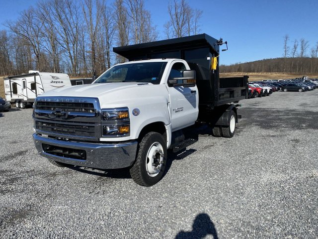 2019 Silverado 5500 Regular Cab DRW 4x2, Switch N Go Drop Box Hooklift Body #B17149 - photo 4