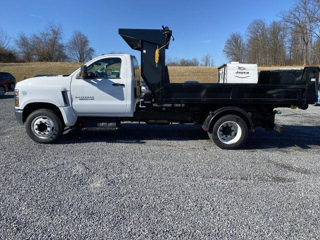2019 Silverado 5500 Regular Cab DRW 4x2, Switch N Go Drop Box Hooklift Body #B17149 - photo 5