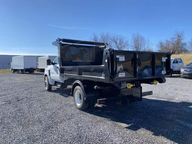 2019 Silverado 5500 Regular Cab DRW 4x2, Switch N Go Drop Box Hooklift Body #B17149 - photo 6