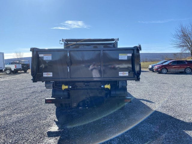 2019 Silverado 5500 Regular Cab DRW 4x2, Switch N Go Drop Box Hooklift Body #B17149 - photo 7