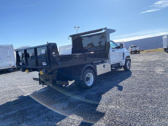 2019 Chevrolet Silverado 5500 Regular Cab DRW RWD, Switch N Go Drop Box Hooklift Body #B17149 - photo 2
