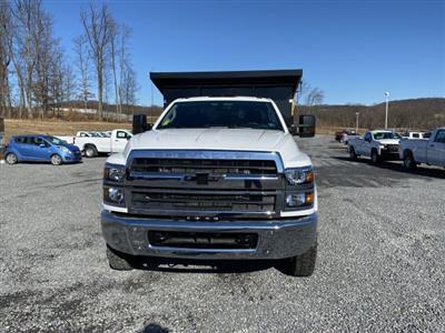 2019 Chevrolet Silverado 5500 Regular Cab DRW RWD, Switch N Go Drop Box Hooklift Body #B17149 - photo 3