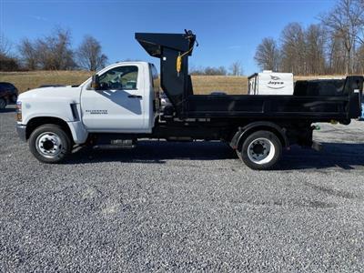 2019 Chevrolet Silverado 5500 Regular Cab DRW RWD, Switch N Go Drop Box Hooklift Body #B17149 - photo 5