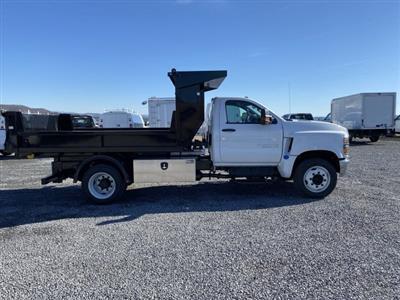 2019 Chevrolet Silverado 5500 Regular Cab DRW RWD, Switch N Go Drop Box Hooklift Body #B17149 - photo 8