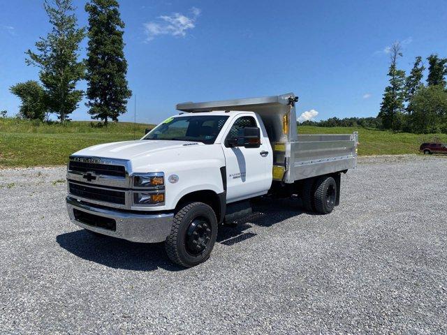 2020 Chevrolet Silverado 5500 Regular Cab DRW RWD, Duramag Dump Body #B17434 - photo 1