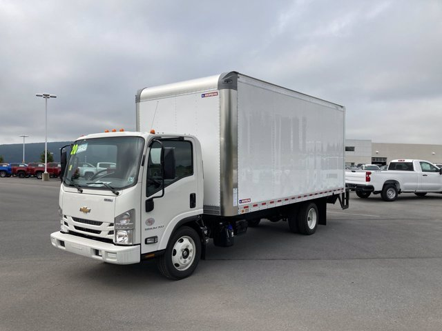 2020 Chevrolet LCF 5500XD Regular Cab RWD, Morgan Dry Freight #B17561 - photo 1