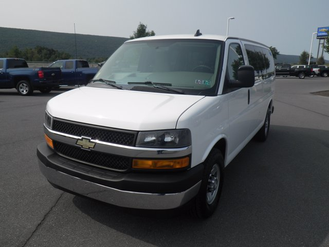 2017 Chevrolet Express 2500 RWD, Passenger Wagon #B17659A - photo 1