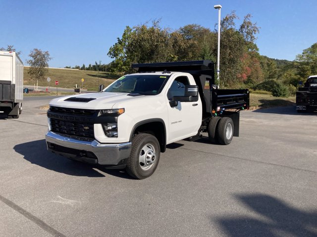 2020 Chevrolet Silverado 3500 Regular Cab DRW 4x4, Rugby Dump Body #B17850 - photo 1