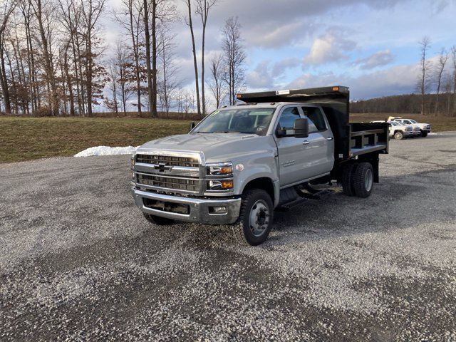 2019 Chevrolet Silverado 5500 Crew Cab DRW 4x2, SH Truck Bodies Dump Body #B18499 - photo 1