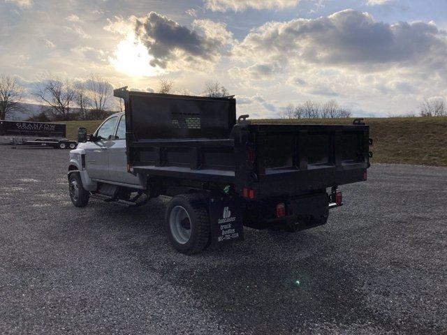 2019 Chevrolet Silverado 5500 Crew Cab DRW 4x2, SH Truck Bodies Dump Body #B18499 - photo 1