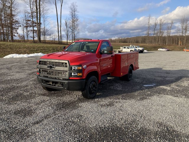 2019 Chevrolet Silverado 4500 Regular Cab DRW 4x2, Warner Service Body #B18500 - photo 1