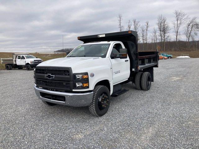 2019 Chevrolet Silverado 5500 Regular Cab DRW 4x2, SH Truck Bodies Dump Body #B18501 - photo 1