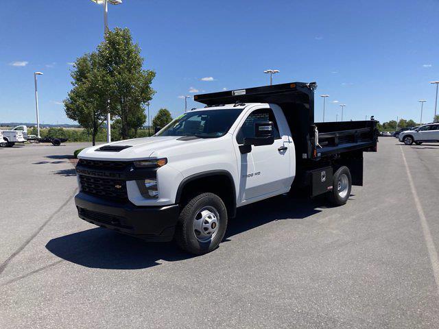 2021 Chevrolet Silverado 3500 Regular Cab AWD, SH Truck Bodies Dump Body #B19145 - photo 1