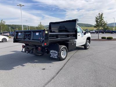 2021 Silverado 3500 Regular Cab AWD,  Rugby Eliminator LP Steel Dump Body #B19484 - photo 2