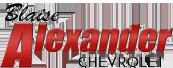 Blaise Alexander Chevrolet logo