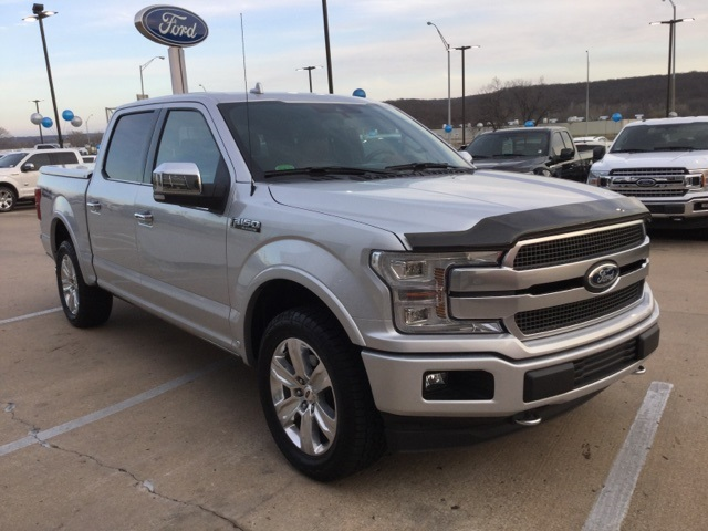 2018 F-150 SuperCrew Cab 4x4, Pickup #F5651 - photo 3
