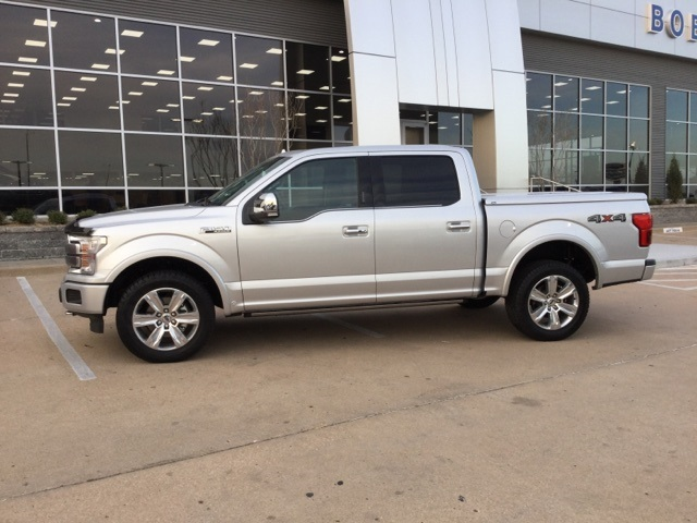 2018 F-150 SuperCrew Cab 4x4, Pickup #F5651 - photo 5
