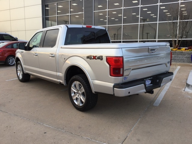 2018 F-150 SuperCrew Cab 4x4, Pickup #F5651 - photo 2