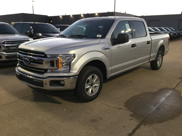 2018 F-150 SuperCrew Cab, Pickup #F5657 - photo 3