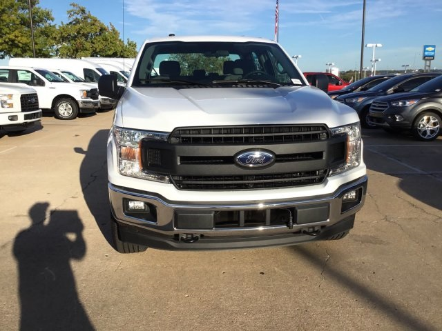 2018 F-150 Crew Cab 4x4 Pickup #F5663 - photo 3