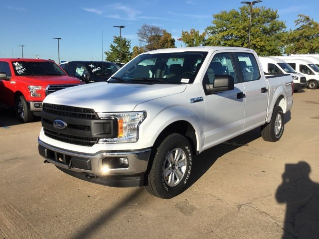 2018 F-150 Crew Cab 4x4 Pickup #F5663 - photo 4