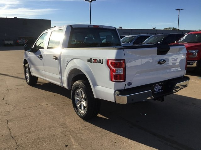 2018 F-150 Crew Cab 4x4 Pickup #F5663 - photo 6