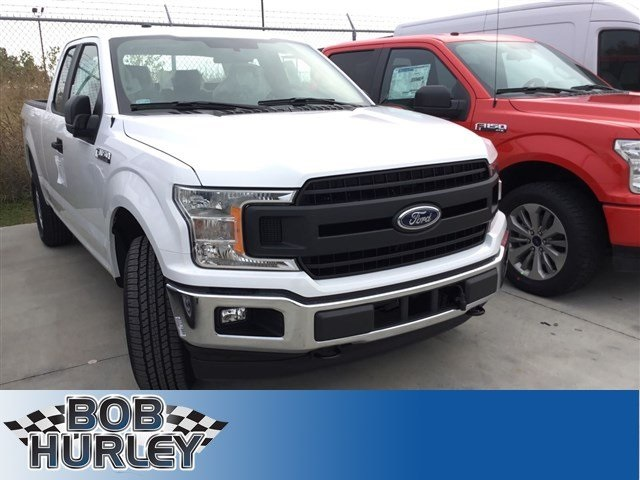 2018 F-150 Super Cab 4x4 Pickup #F5713 - photo 1