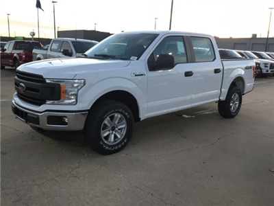 2018 F-150 Crew Cab 4x4 Pickup #F5716 - photo 5