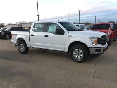 2018 F-150 Crew Cab 4x4 Pickup #F5716 - photo 8