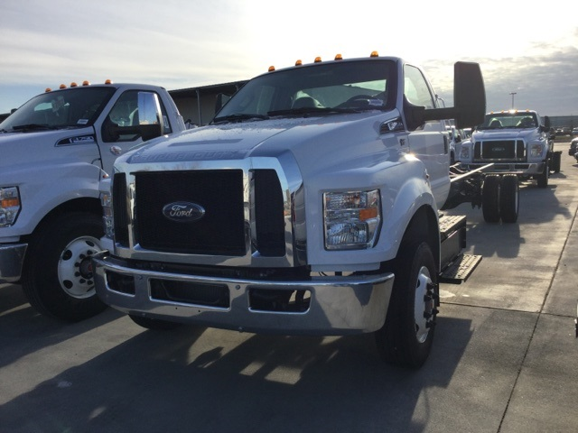 2018 F-650 Regular Cab DRW, Cab Chassis #F5756 - photo 2