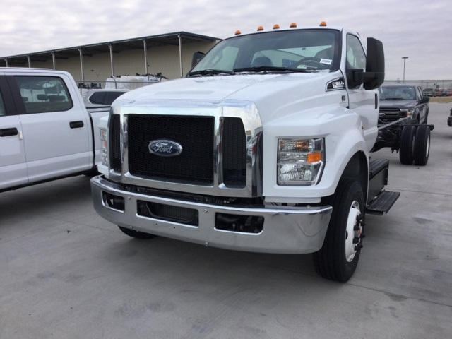 2018 F-650 Regular Cab DRW Cab Chassis #F5774 - photo 2
