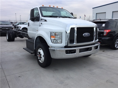 2018 F-650 Regular Cab DRW Cab Chassis #F5774 - photo 1
