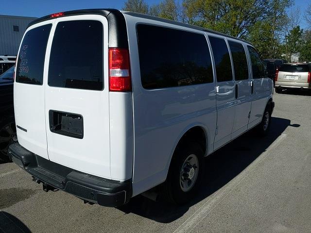 2021 Chevrolet Express 2500 4x2, Passenger Wagon #3362P - photo 1