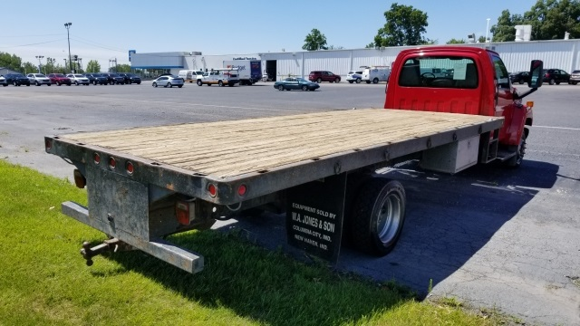 2006 Chevrolet C5500 Regular Cab 4x2, Platform Body #K479A - photo 1