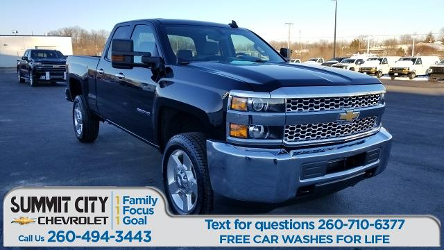 2019 Chevrolet Silverado 2500 Double Cab 4x4, Western Pickup #K882 - photo 1