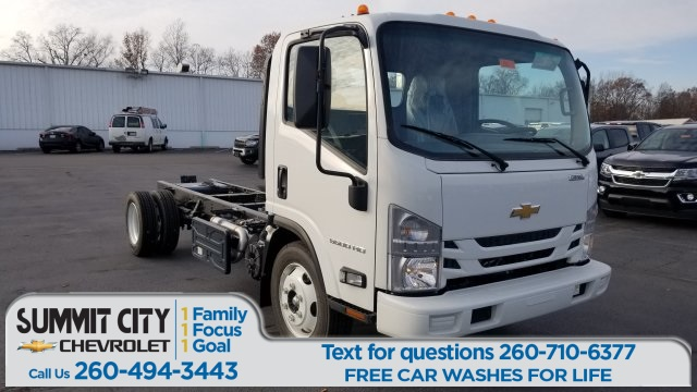 2020 Chevrolet LCF 5500HD Regular Cab DRW 4x2, Cab Chassis #L240 - photo 1