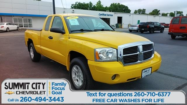 2007 Ram Dakota Club Cab 4x2, Pickup #M497A - photo 1