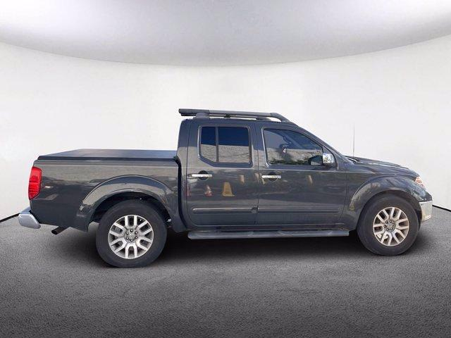 2012 Nissan Frontier Crew Cab 4x2, Pickup #1228666A - photo 1